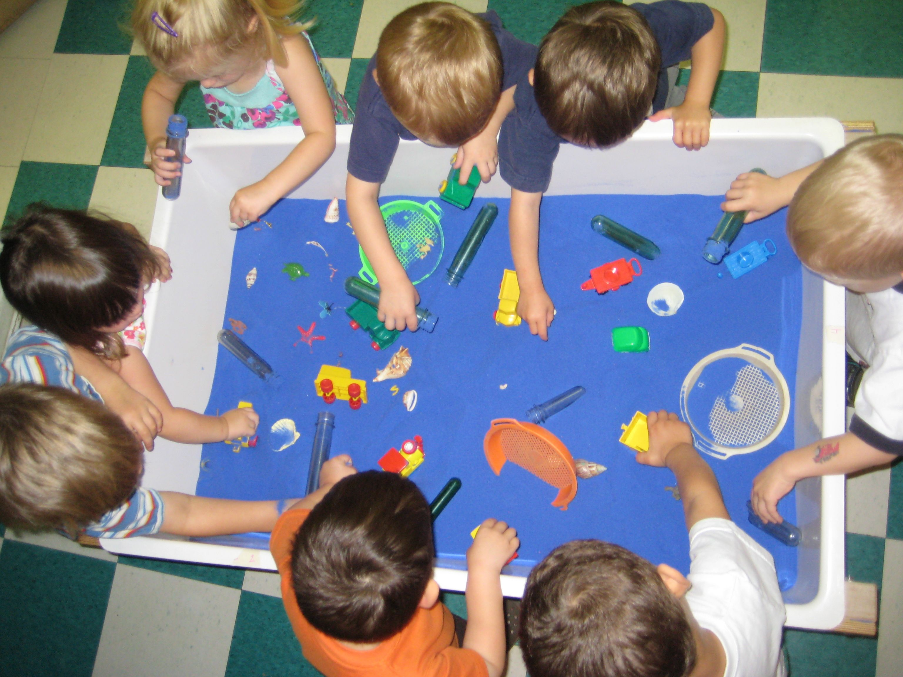 developmentally appropriate environment Spaces for children focuses on developmentally-appropriate environments: rich places of learning that are child directed and teacher efficient.